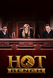 Hot Bench Poster - TV Show Forum, Cast, Reviews