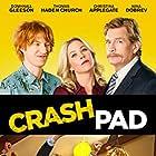 Christina Applegate, Thomas Haden Church, and Domhnall Gleeson in Crash Pad (2017)