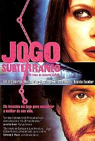 Felipe Camargo and Maria Luísa Mendonça in Jogo Subterrâneo (2005)
