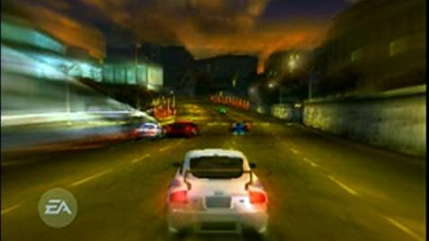Need For Speed Carbon Video Game 2006