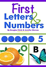 First Letters and Numbers Poster