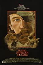 Young Sherlock Holmes (1985) Poster