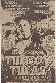 Tikboy Tikas at mga Khroaks Boys Poster
