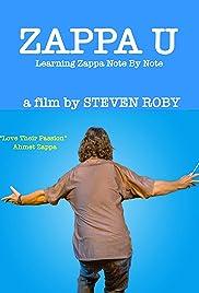 Zappa U Poster