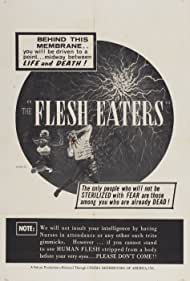 The Flesh Eaters (1964) Poster - Movie Forum, Cast, Reviews