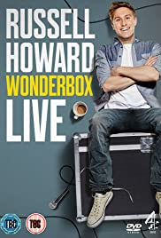 Russell Howard: Wonderbox Live Poster