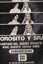 Gorosito y señora Poster