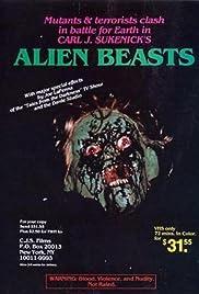 Alien Beasts Poster