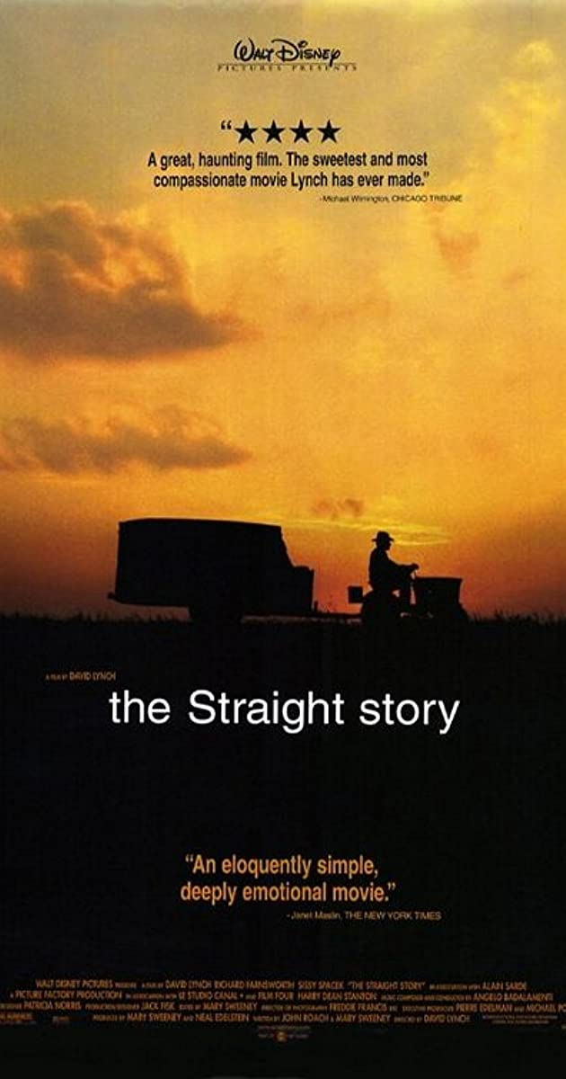Watch Full HD Movie The Straight Story (1999)