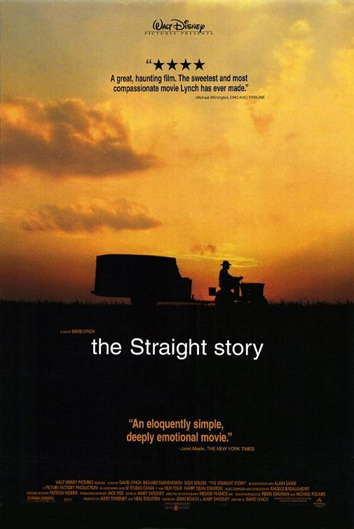 The Straight Story (1999) BluRay 720p & 1080p