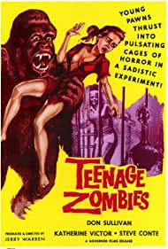 Poster for Teenage Zombies