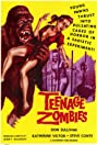 Teenage Zombies (1959) Poster