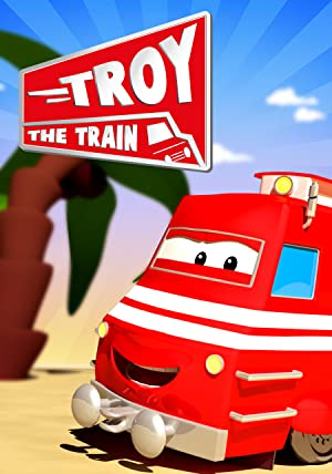 Where to stream Troy the Train of Car City