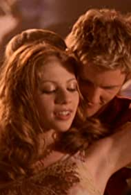Michelle Trachtenberg and Thad Luckinbill in Buffy the Vampire Slayer (1997)