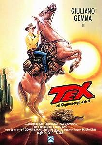 2017 most downloaded movies Tex e il signore degli abissi Duccio Tessari [2k]