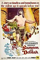 Samson and Delilah (1949) Poster