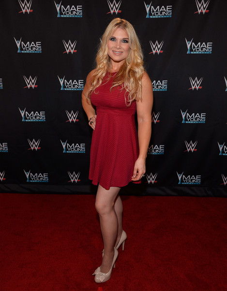 Beth Phoenix at an event for WWE: Mae Young Classic Women Tournament (2017)