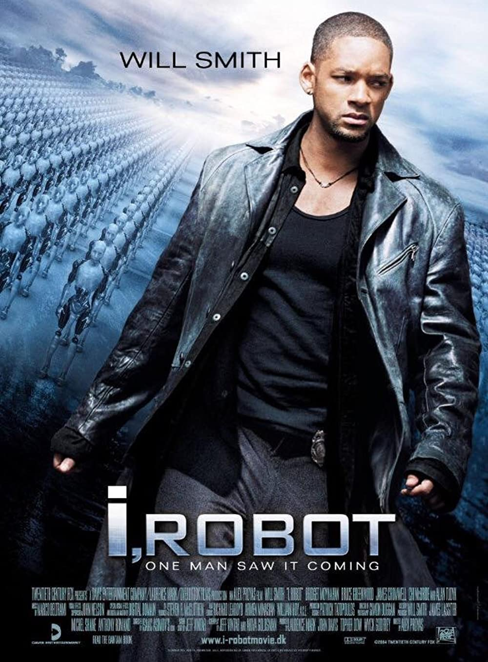 I, Robot 2004 Hindi Dual Audio 405MB BluRay ESubs Download