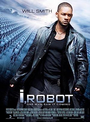 poster for I, Robot