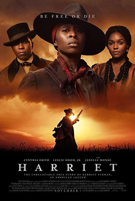 [PG-13] Harriet (2019) English WEB-DL - 480P | 720P - x264 - 400MB | 1GB - Download & Watch Online  Movie Poster - mlsbd