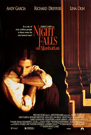 Where to stream Night Falls on Manhattan