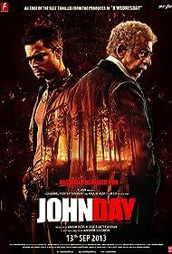 Randeep Hooda and Naseeruddin Shah in John Day (2013)
