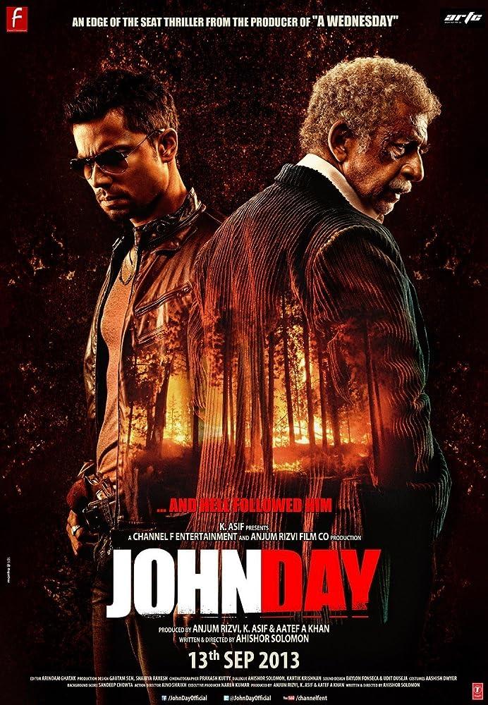 John Day (2013) Hindi