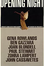 Opening Night (1977)