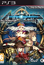 Ar Nosurge: Ode to an Unborn Star Poster