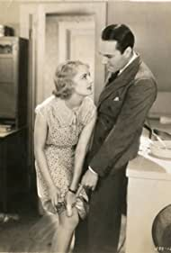 Josephine Dunn and William Haines in A Man's Man (1929)