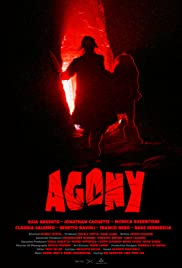 Agony Poster