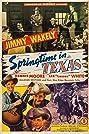Springtime in Texas (1945) Poster