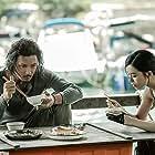 Shawn Yue and Janice Man in Kuang shou (2017)