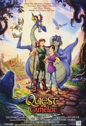 Quest for Camelot Poster Image