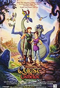 Primary photo for The Magic Sword: Quest for Camelot