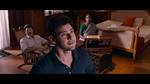 Brahmotsavam (2016) Trailer