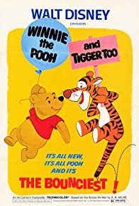 Primary photo for Winnie the Pooh and Tigger Too