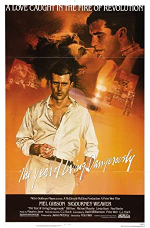 The Year of Living Dangerously Poster Image