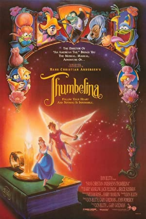 Thumbelina (1994) Full Movie HD