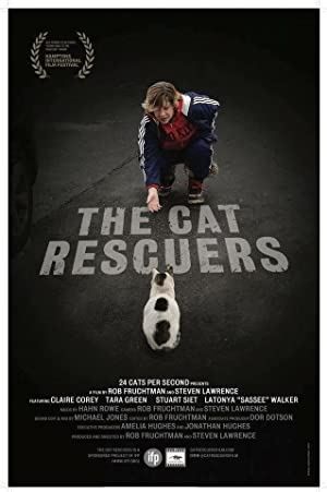 Where to stream The Cat Rescuers