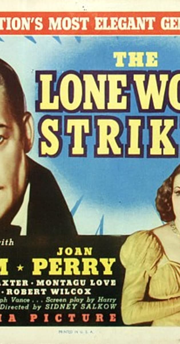 The Lone Wolf Strikes (1940) - IMDb