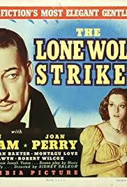 The Lone Wolf Strikes (1940) Poster - Movie Forum, Cast, Reviews
