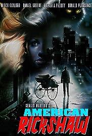 American Rickshaw Poster