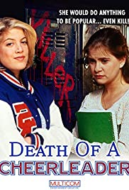 Death of A Cheerleader Poster