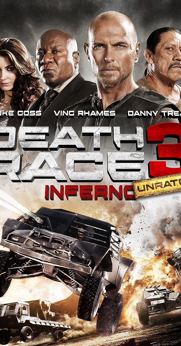 Subtitle of Death Race: Inferno