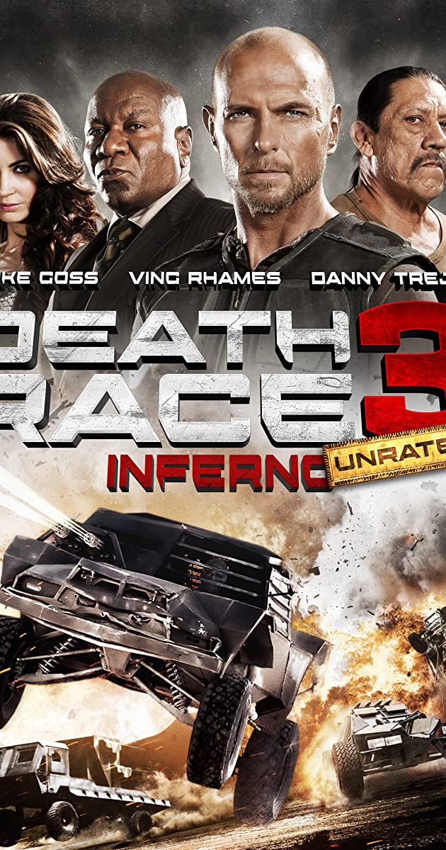 Free Download Death Race: Inferno Full Movie
