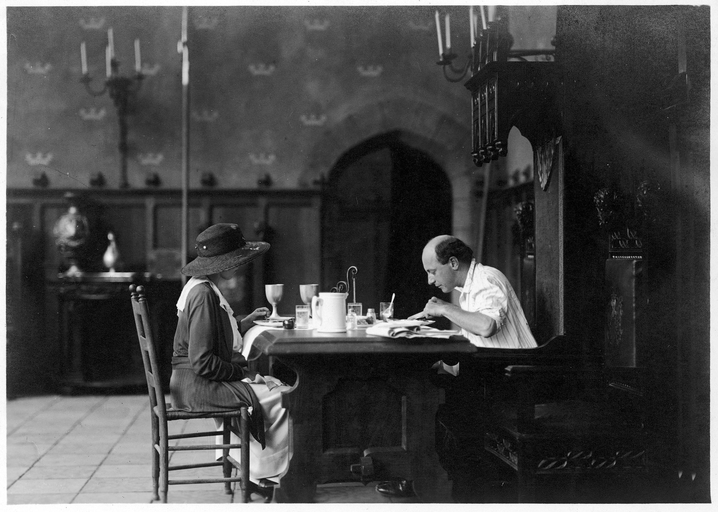 Jeanie Macpherson in Joan the Woman (1916)