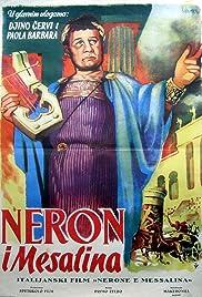 Nerone e Messalina Poster