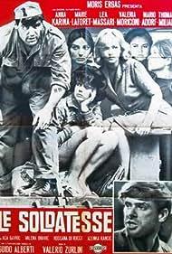 Le soldatesse (1966) Poster - Movie Forum, Cast, Reviews