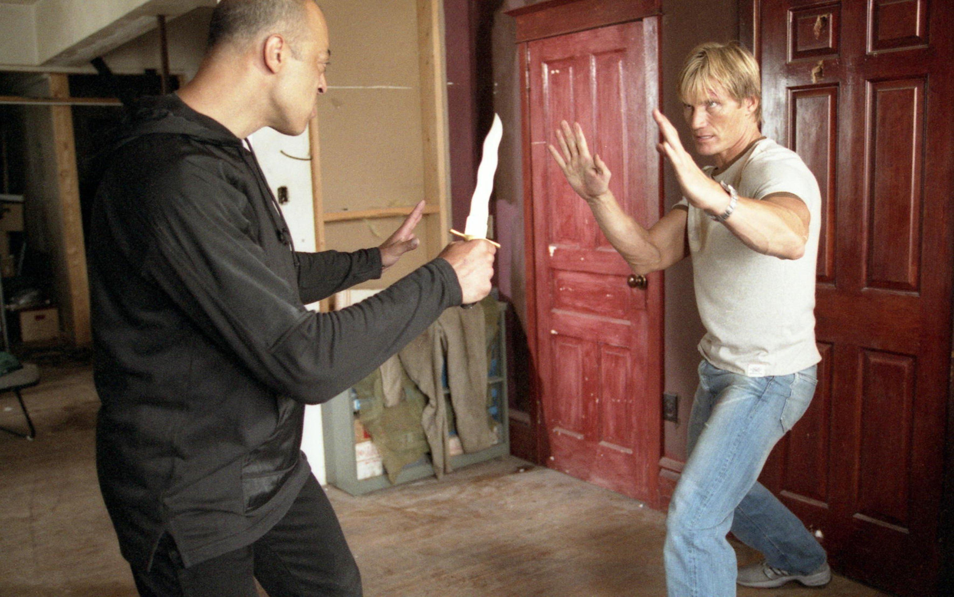 Dolph Lundgren in Direct Action (2004)